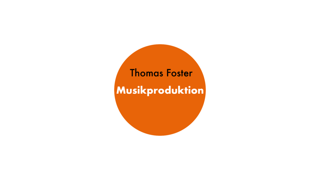 Logo-Thomas Foster Musikproduktion-Social Media Marketing Agentur Dresden